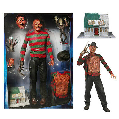 "NECA Nightmare on Elm Street Freddy Ultimate Dream Warriors 7""Action Figure HOT!"