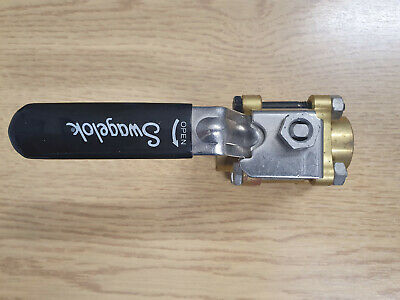 Swagelok B-63TF6 Ball Valve