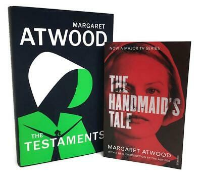 The Handmaid's Tale & The Testaments by Margaret Atwood