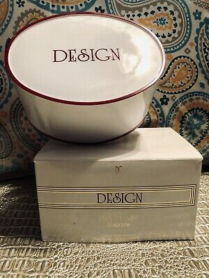 DESIGN Luxury Body Powder By Paul Sebastian Vintage Original French Scent RARE