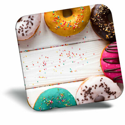 Awesome Fridge Magnet - Colourful Donuts Sweets Fun Cool Gift #2593