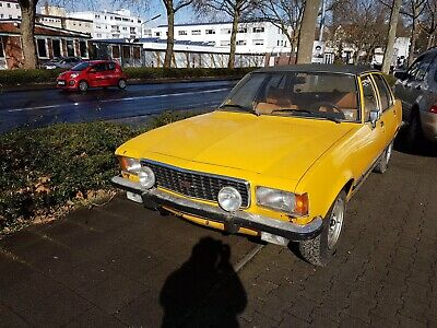 Oldtimer Opel Commodore GS 2.8
