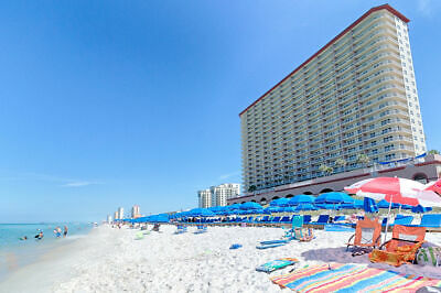 Wyndham Panama City Beach, November 29th (3 Nights) 2 Bedroom Deluxe Upper Level