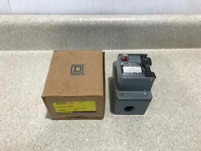Square D 2510FW1P Manual Starter NEW