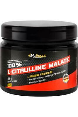 (63,96 € / kg) My Supps 100% L-CITRULLINE Malate - 250g