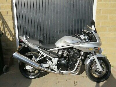 2005 Suzuki Gsf650 Bandit 650 Gsf 650Sa Abs Silver Nationwide Delivery Available