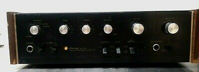 Sansui AU-505 Solid State Stereo Amplfier