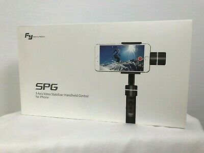 Feiyutech SPG Professional 3-Axis Video Stabilizer Handheld Gimbal For IPhone