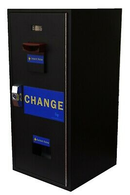 Coin changer coin vending machine ITL note reader large coin hopper FREE deliver
