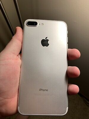 Apple iPhone 7 - 32GB - Silver (Verizon) A1660 (CDMA + GSM) Unlocked Mint