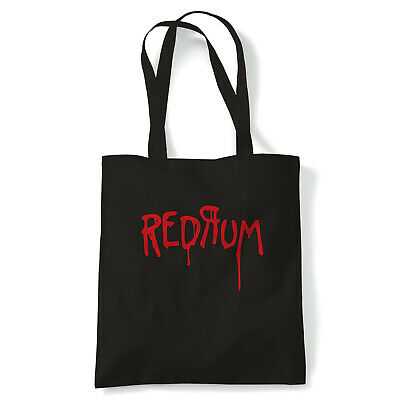 Redrum Horror Shinning Movie Inspired, Tote - Reusable Shopping Canvas Bag Gift