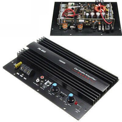 Subwoofer Bass Home Digital Amplifier Board Music Player Mono Channel Car Audio