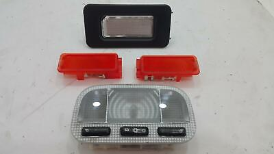 Citroen DS3 Mk1 Set Of 4 Interior Courtesy Lights 9672570380