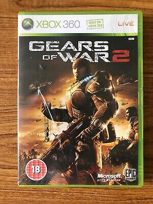 Gears of War 2 (Xbox 360) PAL