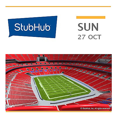Cincinnati Bengals vs Los Angeles Rams NFL London Tickets - London