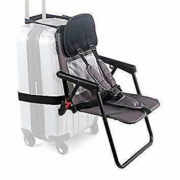 NEW Think King Sit Along Toddler Luggage Seat from Baby Barn Discounts