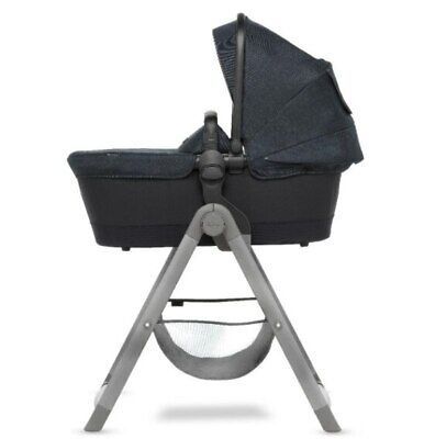 NEW Silver Cross Wave Carrycot Stand from Baby Barn Discounts