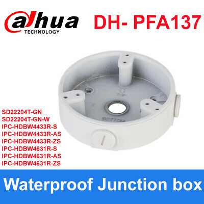 8PCS DAHUA CCTV Camera Bracket PFA122 Water-proof Junction Box bracket