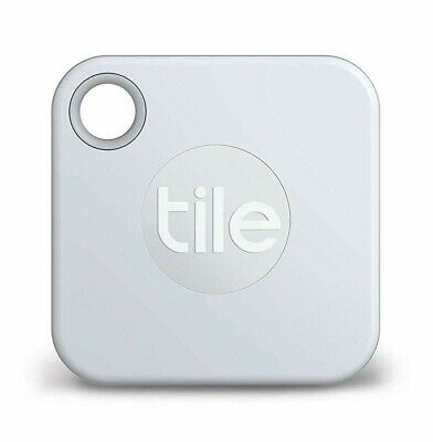 Tile Mate Bluetooth Item Tracker Finder with Replaceable Battery