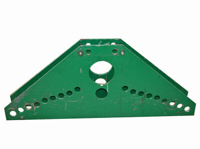 "GREENLEE 5025191 884-885 Pipe Conduit Bender Frame Unit 1/2""-5"" No-Support-Pins"