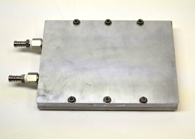 Lytron CP30G01 Aluminum Vacuum-Brazed Cold Plate 2-Sided-Mounting .003°F-Hr/BTU