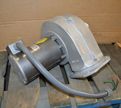 Baldor American SC-600 VM-3112 Squirrel Cage Fan Blower Exhaust .75-Hp 3-Ph 56