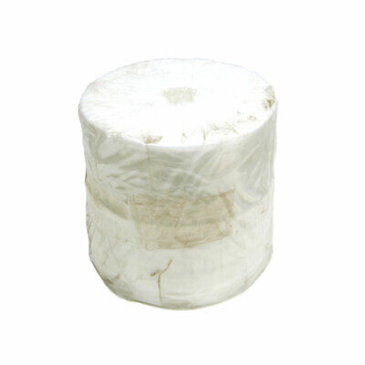"""NEW 10"""" x 2900' Roll of 1.5 Mil Low Density LDPE Clear Poly Heat Tubing 3"""" Core"""