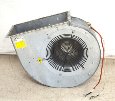 Ziehl-Abegg RG35M-4KK.4F.1R 3-Ph Centrifugal Blower Fan 400V 2800/min