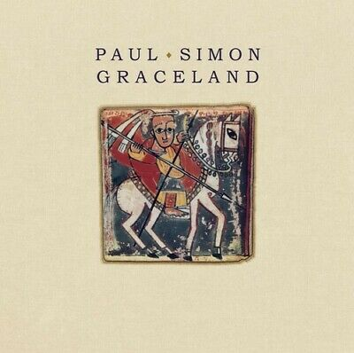 Paul Simon - Graceland-25th Anniversary Edition 88691984122 (CD Used Acceptable)