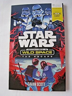 Star Wars: Adventures in Wild Space: The Escape: A World Book Day Title by Cavan