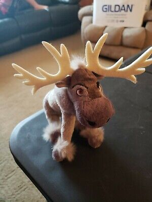 Just Play Disney Frozen Sven Moose Plush Toy Seated 7 inch