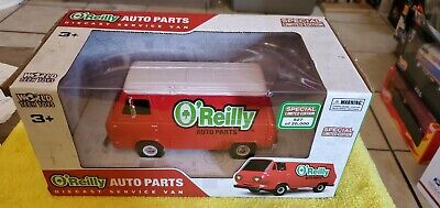 O'Reilly Auto Parts Diecast Service Van 527 of 20,000 LIMITED EDITION