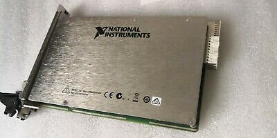 National Instruments NI PXIe 4138, in good condition, Tested