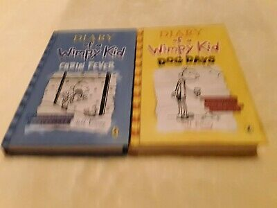 Diary of a Wimpy Kid DOG DAYS and CABIN FEVER