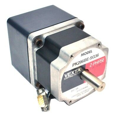 Oriental Motor PK296BE-SG36 Vexta 2-Phase Stepping motor 0.05 Deg/Step 3A