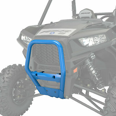 Polaris Rear Bull Bumper Velocity Blue 2881472-689 New OEM