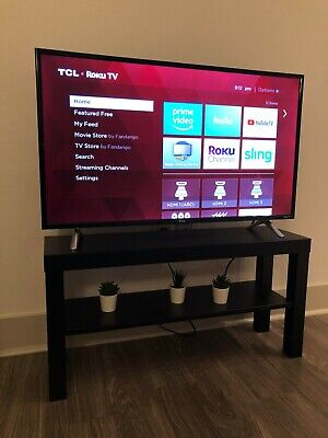 """TCL 3-Series 40S305 40"""" Full HD Roku Smart LED Television"""