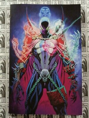 Spawn (1992) Image - #301, J. Scott Campbell Virgin Variant, Todd McFarlane, NM