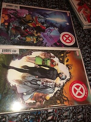 HOUSE OF X & POWERS OF X 1, 2, 3, 4, 5, 6 Complete Regular Cover Set NM (13)