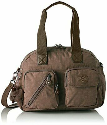 Kipling Defea Up, Cartables femme, Beige (True Beige), 19x(Beige (True Beige))
