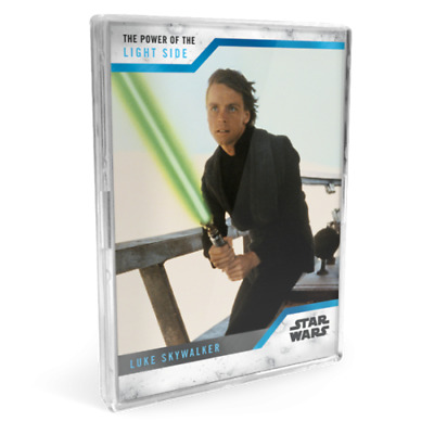 2019 Topps On Demand #17 Star Wars Power of the Light Side 25 Card SET