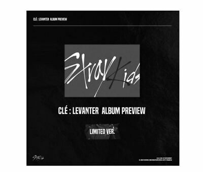Stray Kids - Clé : LEVANTER (Limited Ver) CD + Poster