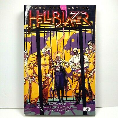 John Constantine Hellblazer Good Intentions TPB Volume 14