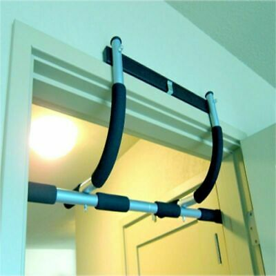 Heavy Duty Doorway Chin Pull Up Bar Exercise Fitness Home Multi-Gym Door Mounted