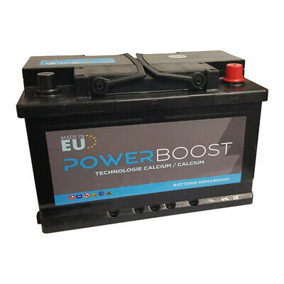 Batterie Voiture Power L03 12v 70ah 680A