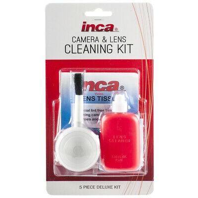 Inca - 501136 - Camera & Lens Cleaning Kit