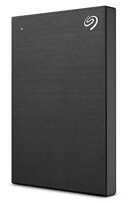 Seagate - STHN2000400 - 2TB Backup Plus Slim Portable Drive - Black