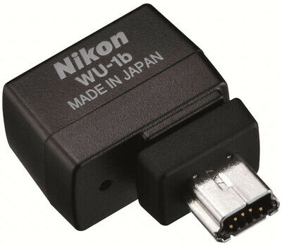 Nikon - WU-1B - Wireless Mobile Adapter