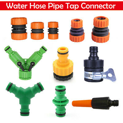 Compatible Watering Accessories Water Hose Pipe Tube Connector Fittings Adapter