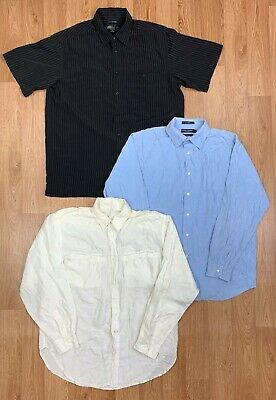 60 x UNBRANDED SHIRTS WHOLESALE | GRADE B VINTAGE & MODERN | BULK JOB LOT